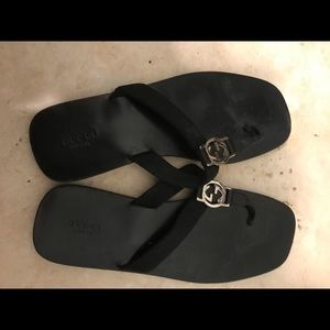 GUCCI SANDALS FLIP FLOPS THONGS